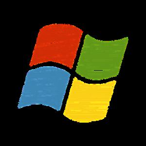 windowsのロゴ イメージ