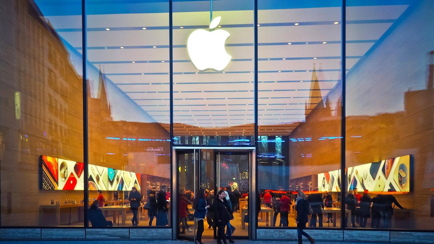 AppleStore イメージ