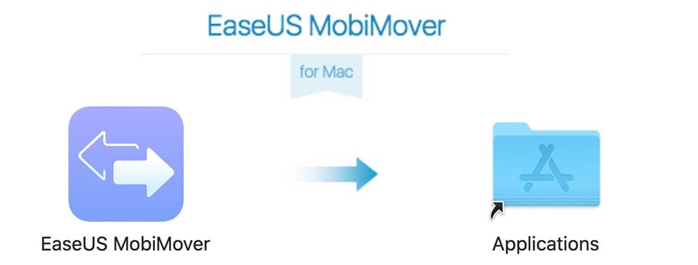 アプリケーションフォルダに移動