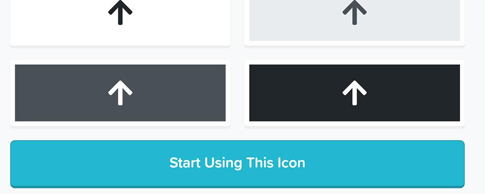ページのトップへ戻るボタンを記号で表示したい!2