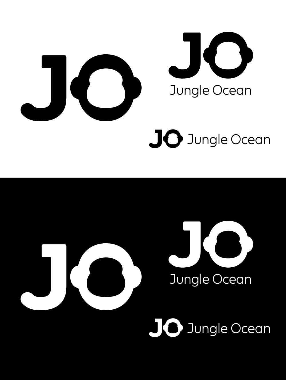 JOロゴ 組みパターン