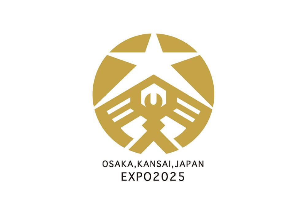 ラファエロが考えた大阪・関西万博ロゴ